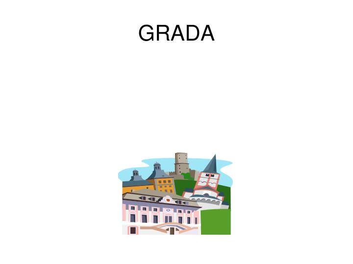 GRADA