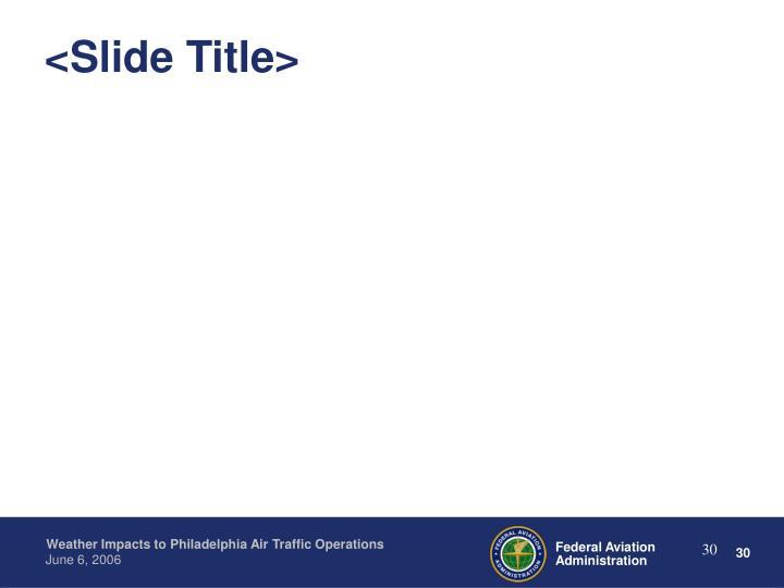 <Slide Title>