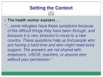 setting the context2