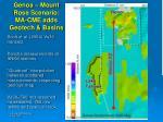 genoa mount rose scenario ma cme adds geotech basins