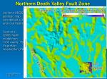northern death valley fault zone1