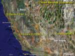 three nevada scenarios