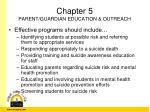 chapter 5 parent guardian education outreach1