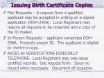 issuing birth certificate copies2