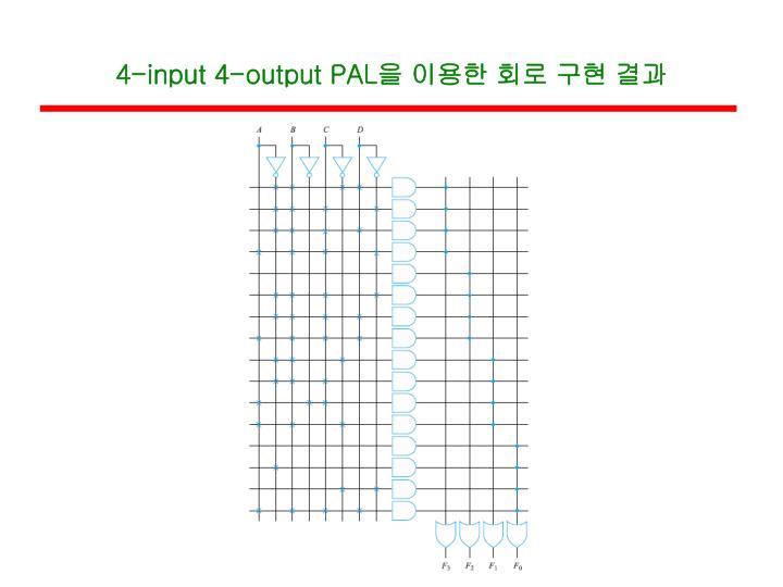 4-input