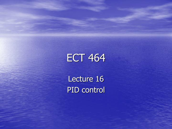ect 464 n.