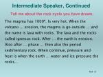 intermediate speaker continued2