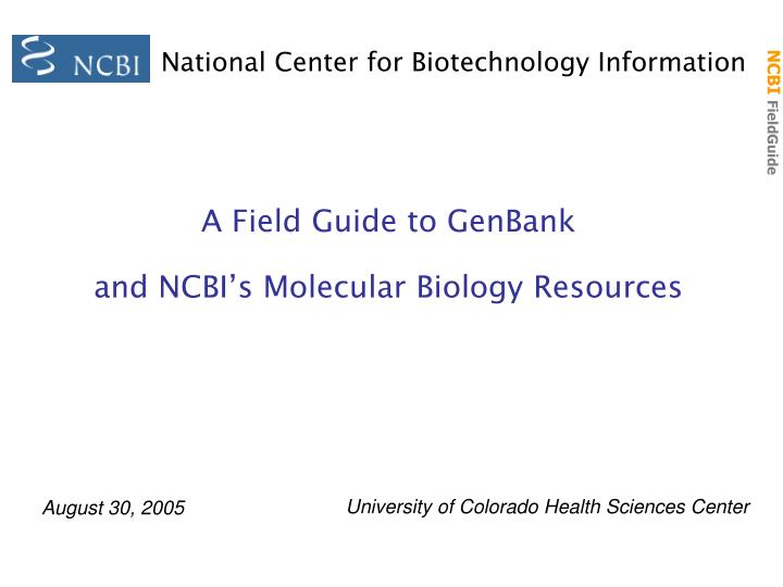 national center for biotechnology information n.