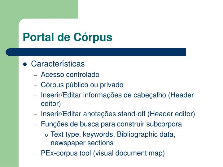 Portal de Córpus