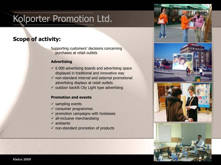 Kolporter Promotion Ltd.