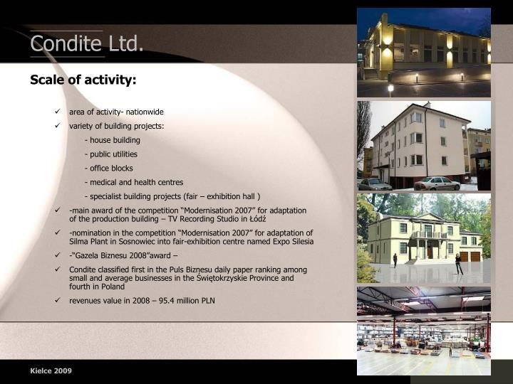 Condite Ltd.