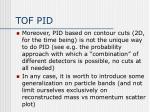 tof pid1