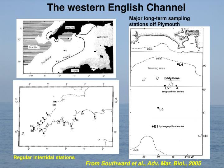 The western English Channel