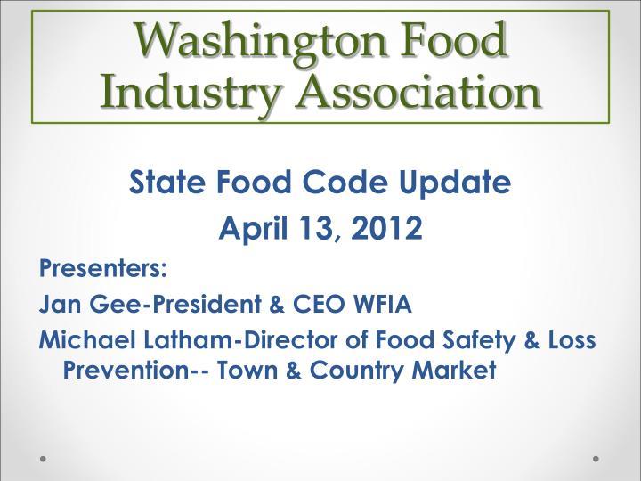 washington food industry association n.