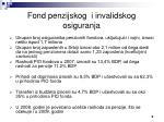 fond penzijskog i invalidskog osiguranja1