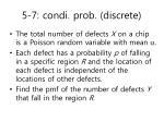5 7 condi prob discrete