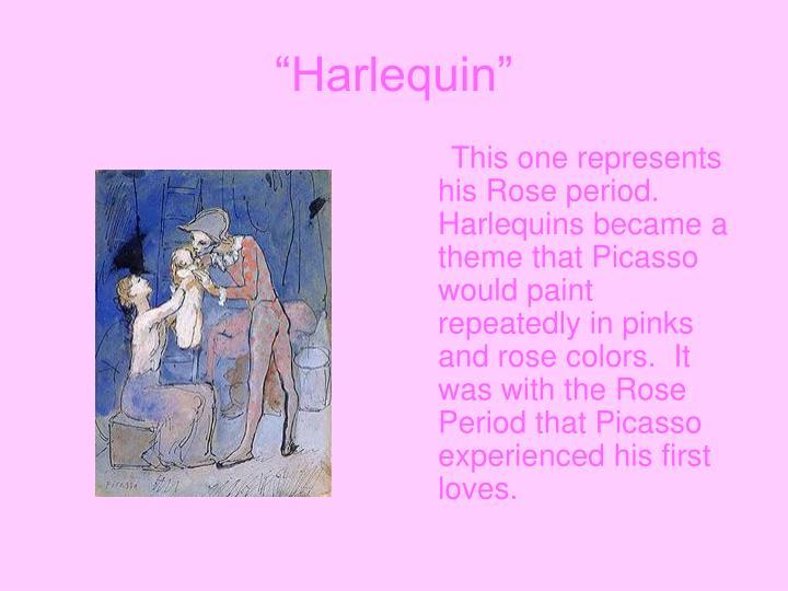 """Harlequin"""