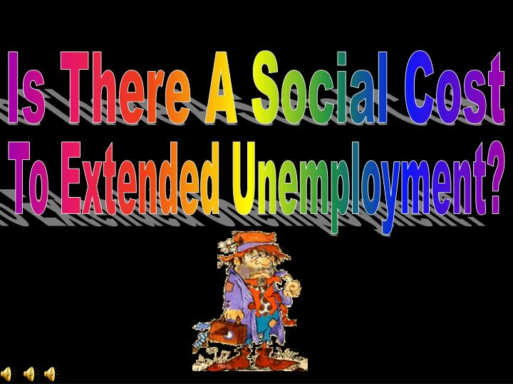 Is There A Social Cost