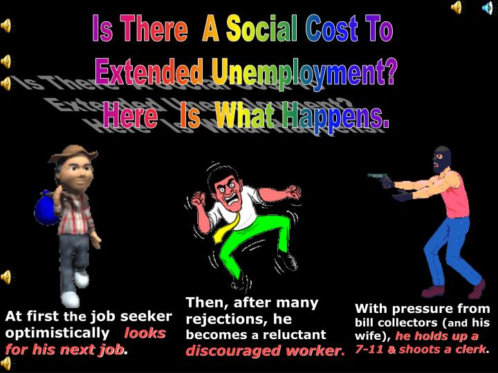 Is There  A Social Cost To