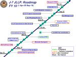 j 7 jllp roadmap fy 10 1 apr 30 sep 10