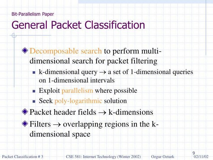 Bit-Parallelism Paper