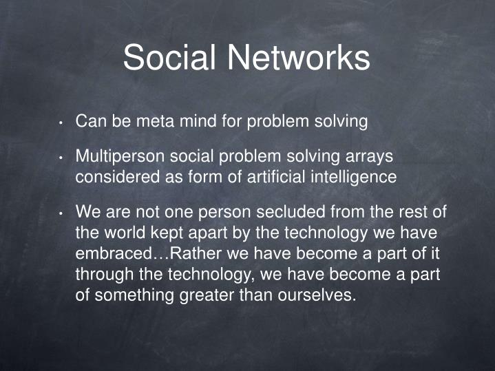 Can be meta mind for problem solving