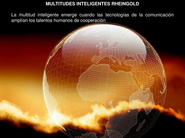MULTITUDES INTELIGENTES RHEINGOLD