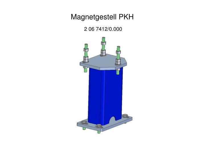 Magnetgestell PKH