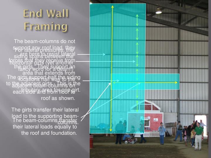 End Wall Framing