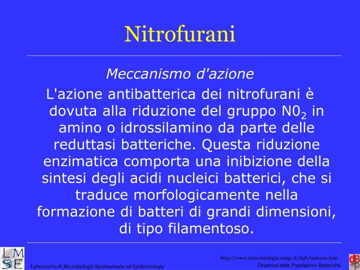 Nitrofurani