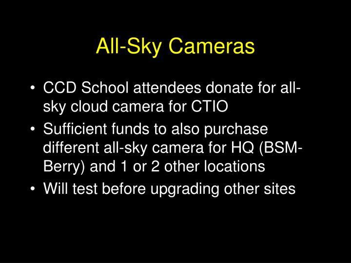 All-Sky Cameras