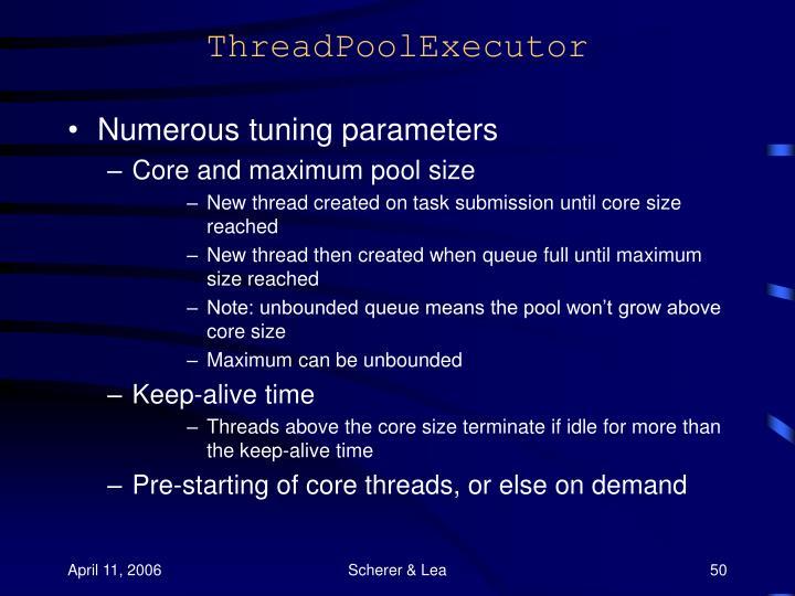 ThreadPoolExecutor
