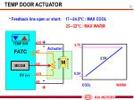 temp door actuator1