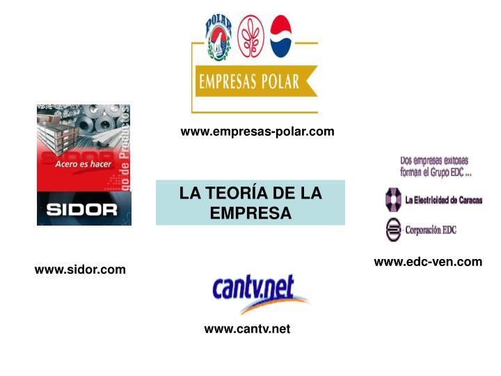 Www.empresas-polar.com