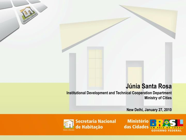 Júnia Santa Rosa