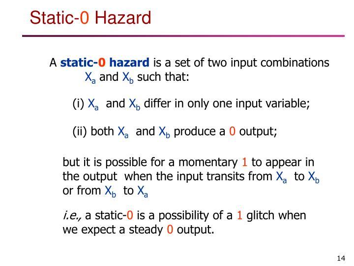 Static-