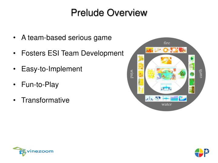 Prelude Overview