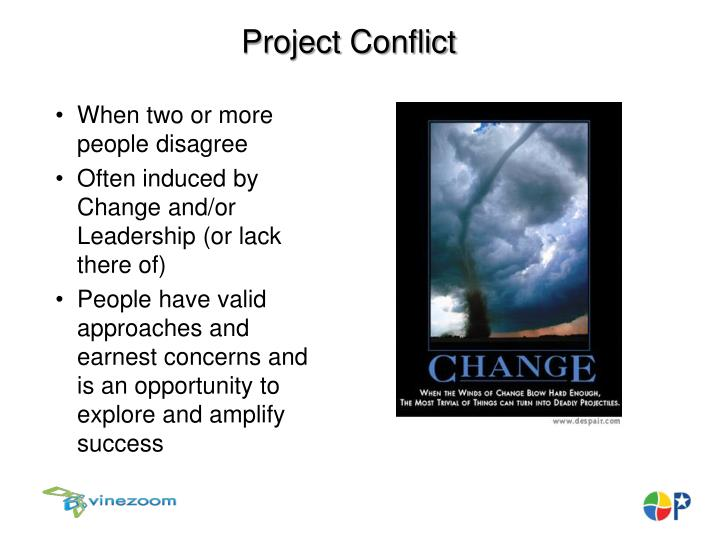 Project Conflict