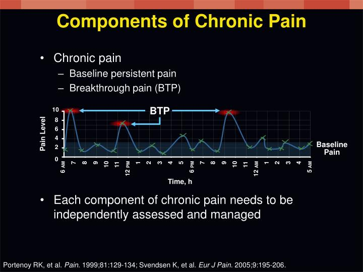Components of Chronic Pain