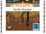 inside wharenui