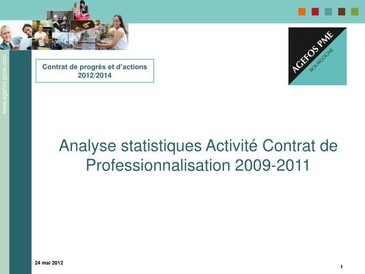 contrat de progr s et d actions 2012 2014 n.