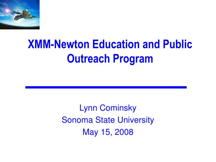 xmm newton education and public outreach program