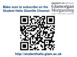 make sure to subscribe on the student halls glamlife channel