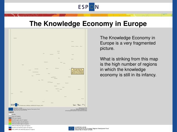 The Knowledge Economy in Europe
