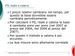 pil reale a catena