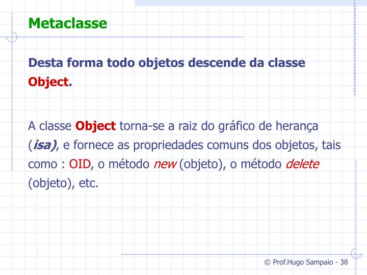Metaclasse