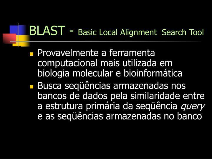 BLAST -