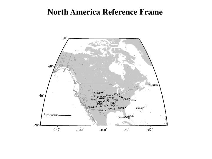 North America Reference Frame