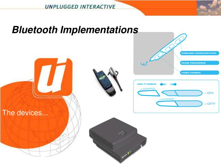 Bluetooth Implementations