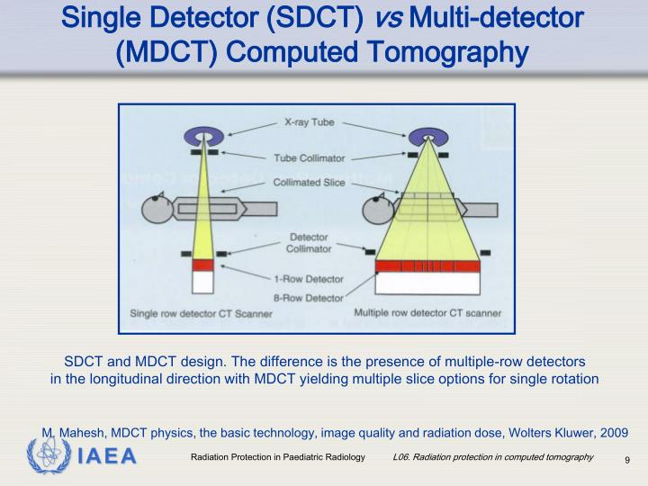 Single Detector (SDCT)